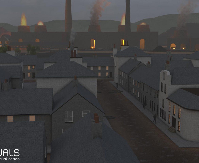 Merthyr Tydfil Animation